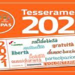 Campagna Tesseramentonazionale P.A.R.S. (Anpas) 2021