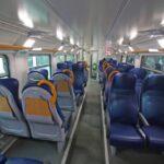 Trasporti: app con nuova funzione anti-folla sui treni