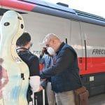 DA OGGI L'OBBLIGO: Green pass su aerei e treni Controlli da Nord a Sud
